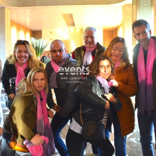 Team Building Chasse au Trésor dans la Médina de Marrakech