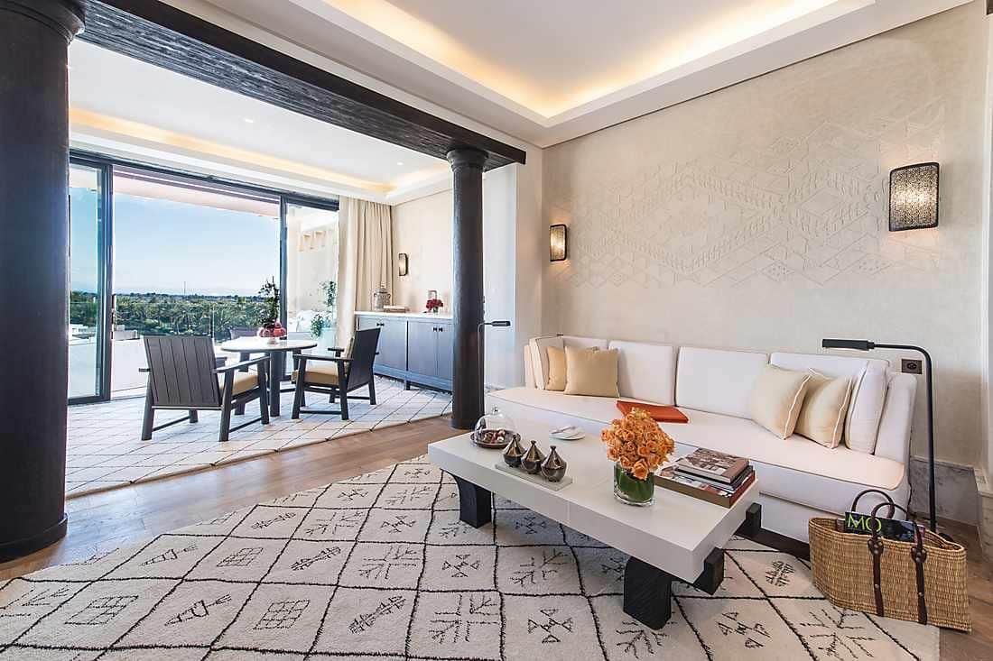 Offre spéciale résidents et marocains au Mandarin Oriental