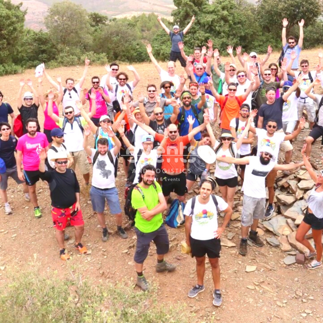 Teambuilding Course d'orientation dans le haut Atlas Marrakech - Events And Logistics