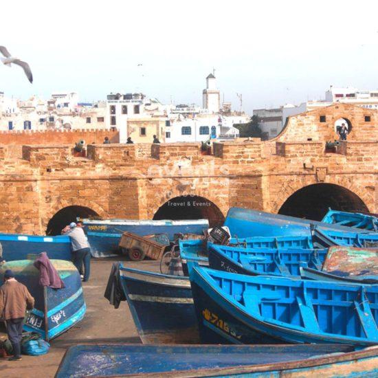 Excursion à Essaouira «l'ancienne Mogador»