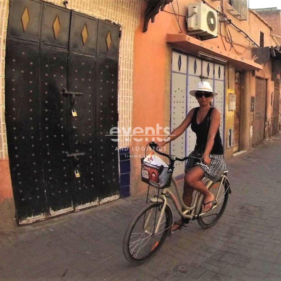 Visite guidée de Marrakech à vélo