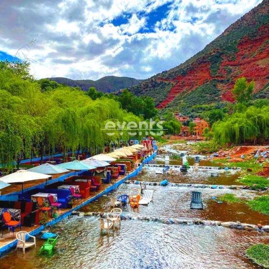 Excursion Vallée Ourika Marrakech - Echappée nature