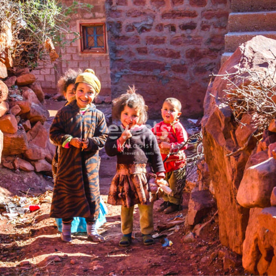 Excursion Vallee Ourika Marrakech - Echappée nature
