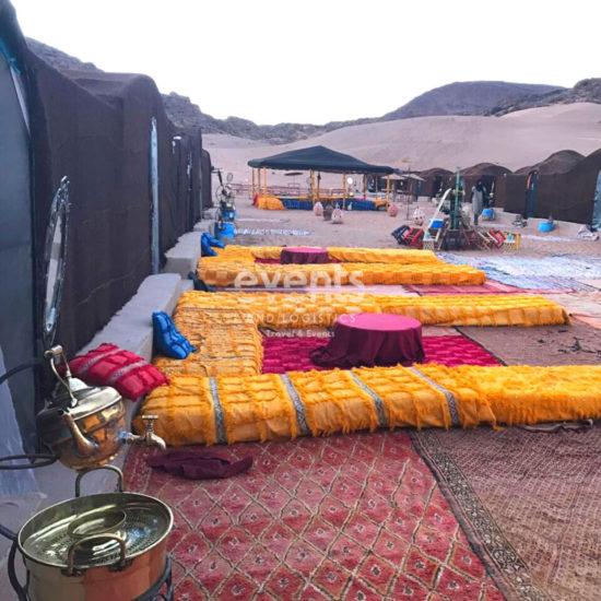 Excursion découverte du désert de Zagora - 1nuit/2jours