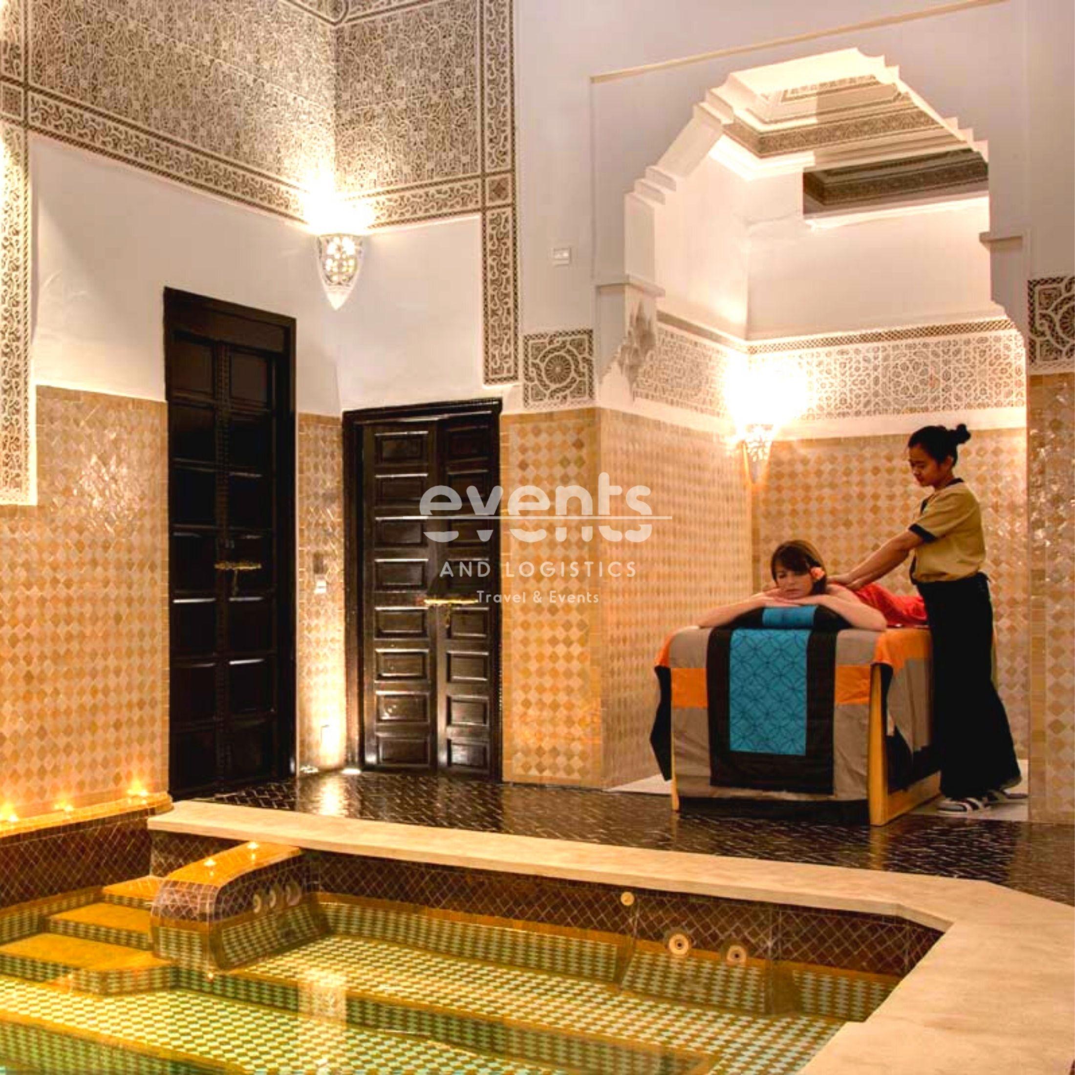 Expérience Hammam Traditionnel & Massage dans un Riad de la Médina Marrakech