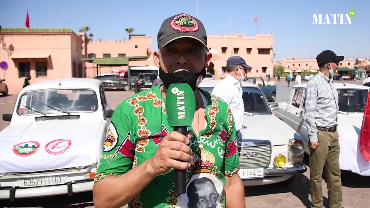 Les opérations se poursuivent à Marrakech pour sensibiliser à l'importance de la reprise du cours normal de la vie dans la cité ocre. Samedi 24 et dimanche 25 octobre, une exposition a été organisée par la Fédération royale marocaine des véhicules d'époque pour encourager le tourisme sur la fameuse place Jemaâ El Fna.