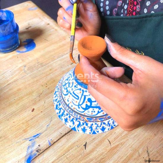 Teambuilding cultuel art des metiers à Marrakech