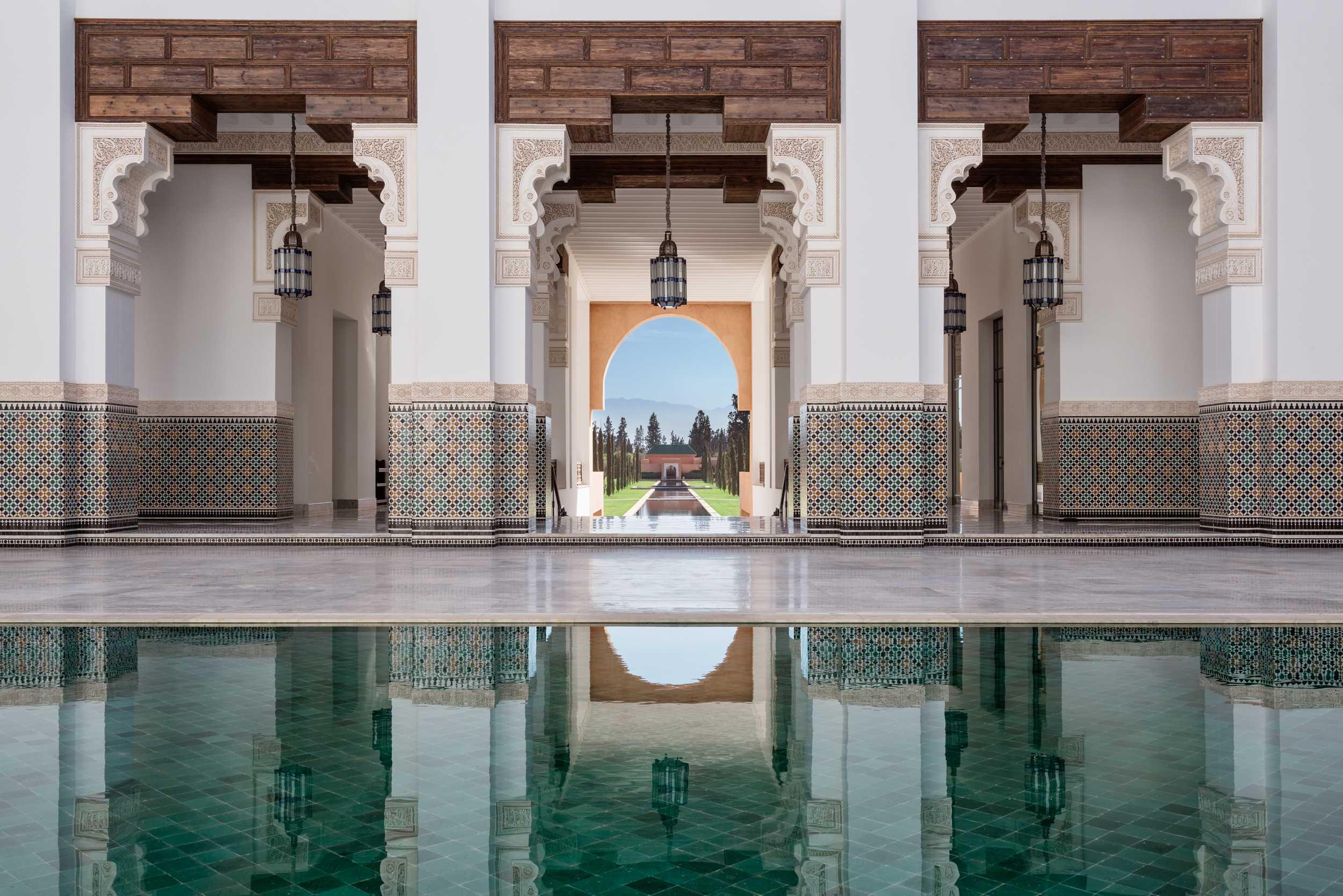 Offre du Ramadan à the Oberoi